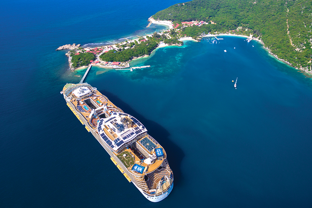 Круизы с Royal Caribbean