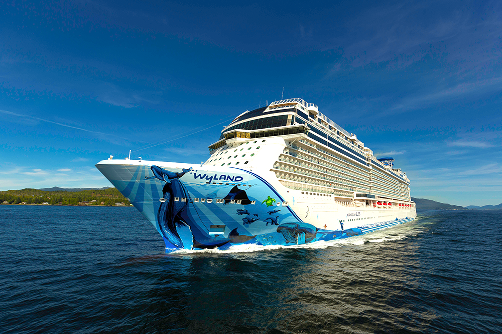 Круизы на Norwegian Bliss
